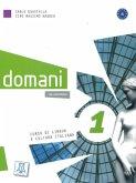 domani 1. Kurs- und Arbeitsbuch mit DVD-ROM (deluxe)