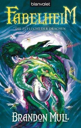 Buch-Reihe Fabelheim von Brandon Mull