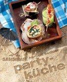 Sansibar - Partyküche