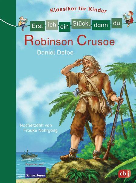 robinson crusoe erst ich ein st ck dann du klassiker. Black Bedroom Furniture Sets. Home Design Ideas