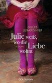 Julie weiß, wo die Liebe wohnt