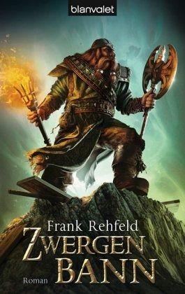 Buch-Reihe Zwerge Trilogie von Frank Rehfeld