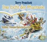 Das Licht der Phantasie / Scheibenwelt Bd.2 (7 Audio-CDs)