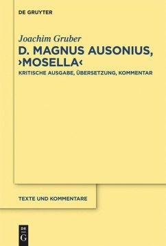 D. Magnus Ausonius,