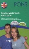 PONS Schülerwörterbuch Englisch, m. CD-ROM
