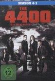 The 4400: Die Rückkehrer - Season 4.1 (2 Discs)