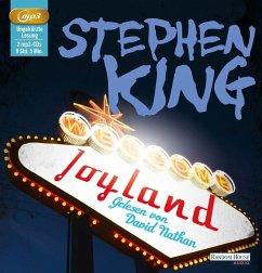 Joyland, 2 MP3-CD - King, Stephen