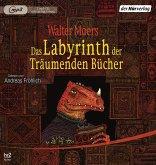 Das Labyrinth der Träumenden Bücher / Zamonien Bd.6 (2 MP3-CDs)