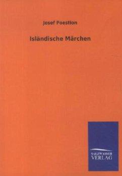 Isländische Märchen - Poestion, Josef
