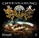 Rheingold / Offenbarung 23 Bd.45 (1 Audio-CD)