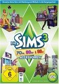 Die Sims 3: 70er, 80er & 90er-Accessoires (PC+Mac)