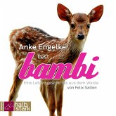 Bambi, 4 Audio-CDs