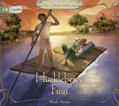Huckleberry Finn, 3 Audio-CDs - Twain, Mark