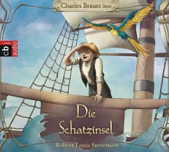 Die Schatzinsel, 3 Audio-CDs - Stevenson, Robert Louis