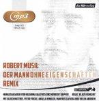 Der Mann ohne Eigenschaften. Remix, 2 MP3-CDs