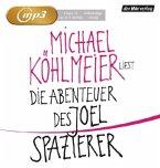 Die Abenteuer des Joel Spazierer, 4 MP3-CDs