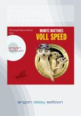 Voll Speed / Erdmännchen Ray & Rufus Bd.2 (DAISY Edition, 1 MP3-CD)
