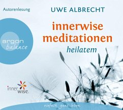 Innerwise Meditationen, 1 Audio-CD - Albrecht, Uwe