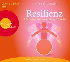 Resilienz, 2 Audio-CDs - Heller, Jutta