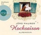 Hochsaison / Kommissar Jennerwein ermittelt Bd.2 (4 Audio-CDs)