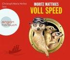 Voll Speed / Erdmännchen Ray & Rufus Bd.2 (4 Audio-CDs)
