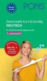 PONS Grammatik kurz & bündig Deutsch