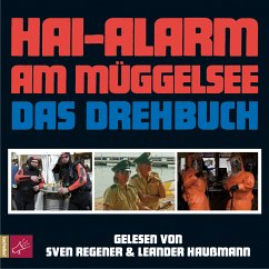 Hai-Alarm am Müggelsee, 2 Audio-CDs