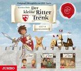 Der kleine Ritter Trenk - Sammelbox III, 3 Audio-CDs