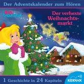 Bibi Blocksberg - Der verhexte Weihnachtsmarkt (Der Adventskalender zum Hören) (MP3-Download)