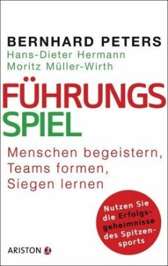 Führungsspiel - Peters, Bernhard; Hermann, Hans-Dieter; Müller-Wirth, Moritz