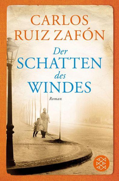 Buch-Reihe Barcelona von Carlos Ruiz Zafón