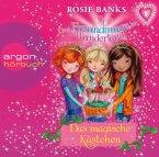 Das magische Kästchen / Drei Freundinnen im Wunderland Staffel 1 Bd.1 (1 Audio-CD)