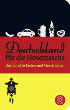 Deutschland für die Hosentasche - Barnett, Stephen