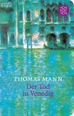 Der Tod in Venedig - Mann, Thomas