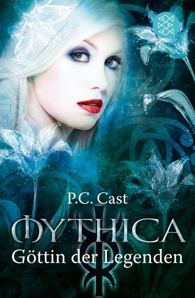 Buch-Reihe Mythica von P. C. Cast