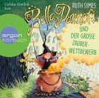 Bella Donner und der große Zauberwettbewerb / Bella Donner Bd.2 (2 Audio-CDs)