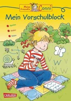 Conni Gelbe Reihe: Mein Vorschulblock - Sörensen, Hanna