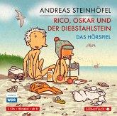 Rico, Oskar und der Diebstahlstein / Rico & Oskar Bd.3 (2 Audio-CDs)