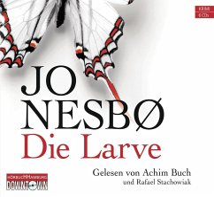 Die Larve / Harry Hole Bd.9 (6 Audio-CDs) - Nesbø, Jo
