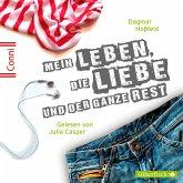 Mein Leben, die Liebe und der ganze Rest / Conni 15 Bd.1 (2 Audio-CDs)