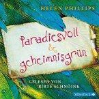Paradiesvoll und geheimnisgrün, 4 Audio-CDs
