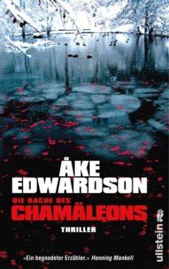 Die Rache des Chamäleons - Edwardson, Åke