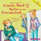 Conni, Paul und die Sache mit der Freundschaft / Conni & Co Bd.8 (2 Audio-CDs)