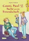 Conni, Paul und die Sache mit der Freundschaft / Conni & Co Bd.8