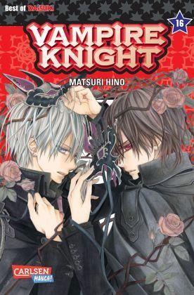 Buch-Reihe Vampire Knight