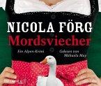 Mordsviecher / Kommissarin Irmi Mangold Bd.4 (5 Audio-CDs)