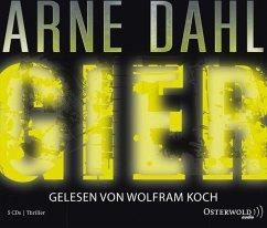 Gier / Opcop-Team Bd.1 (6 Audio-CDs) - Dahl, Arne