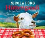 Hüttengaudi / Kommissarin Irmi Mangold Bd.3 (4 Audio-CDs)