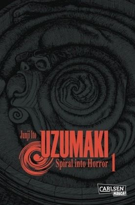 Buch-Reihe Uzumaki