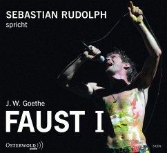 Faust I, 3 Audio-CDs - Goethe, Johann Wolfgang von